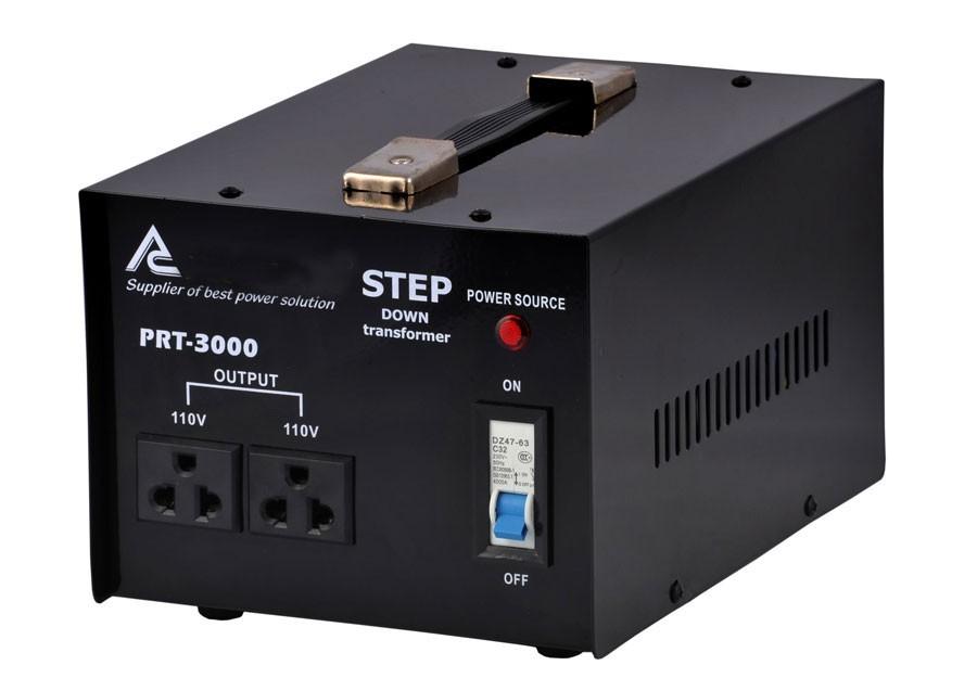 Měnič napětí 230V na 110V 3000W