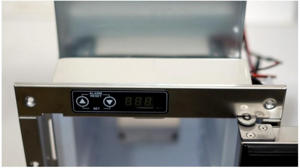 FM07 chladnička pro sanitní vozy, montážní rámeček