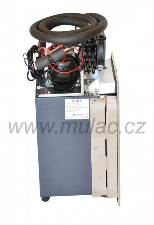 FM07 chladnička pro sanitní vozy, 7L, 12/24V, 4°C č.10