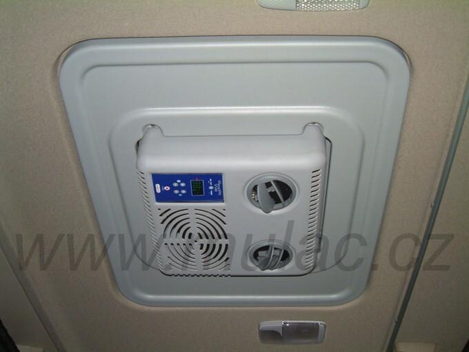 Montážní sada klimatizace SW OBLO pro SCANIA R-P-G č.3