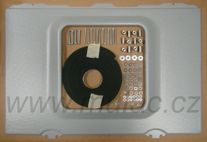 Sada pro přichycení na kabinu Iveco Stralis AS Cube č3