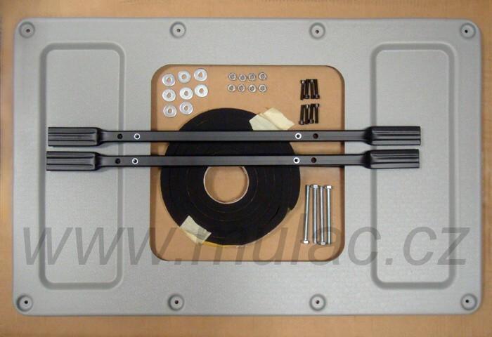 Montážní sada klimatizace SW OBLO pro DAF č.2