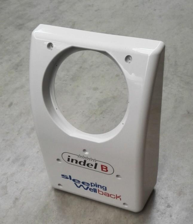 Plastový kryt klimatizace Indel B Sleeping Well Back 950W