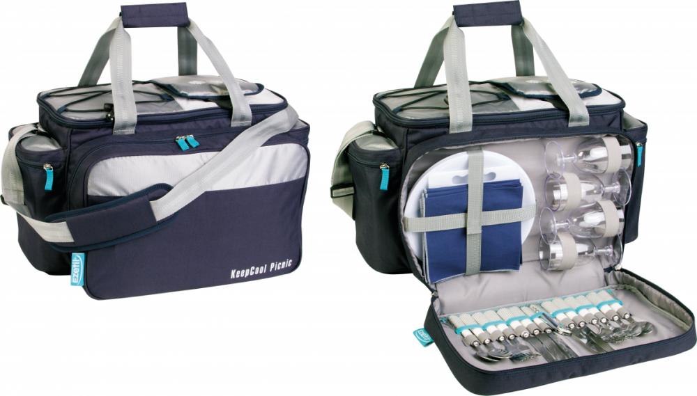 Chladící taška Ezetil Travel in style 34L, pikniková č.1