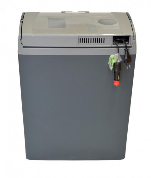 E32M SSBF A++ autochladnička Ezetil 12/230V 29L šedivá + Bluetooth teploměr ZDARMA č.8
