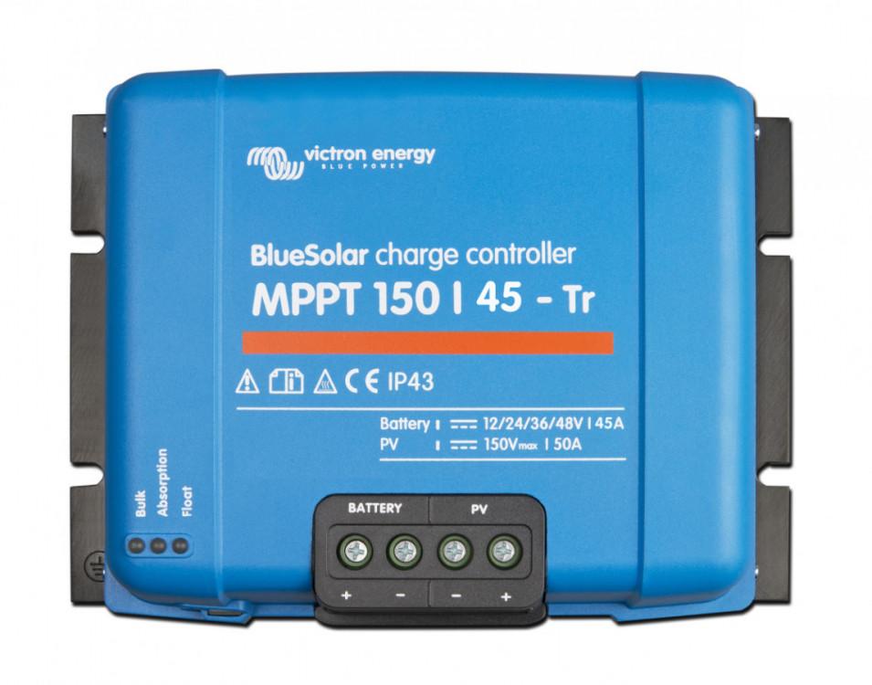 Solární regulátor MPPT 150/45 Blue Solar 45A 150V, varianta TR