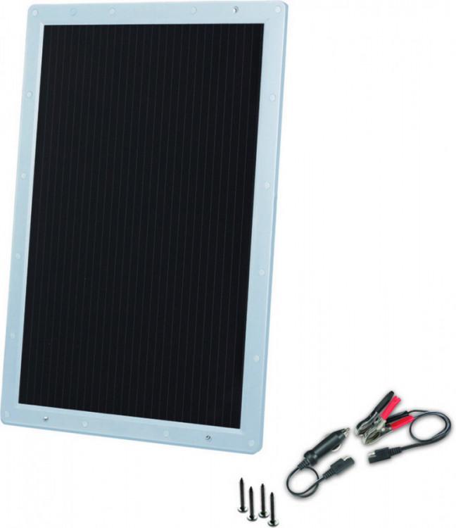 TPS-102 6Wp solární dobíječ 12V autobaterií