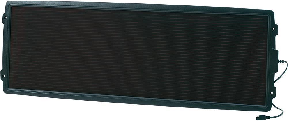 TPS-102 15Wp solární dobíječ 12V autobaterií č.1