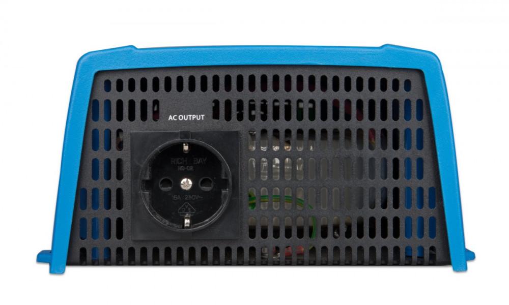 Phoenix 24/250 měnič napětí sínus 250VA 24V na 230V, VE.Direct č.3