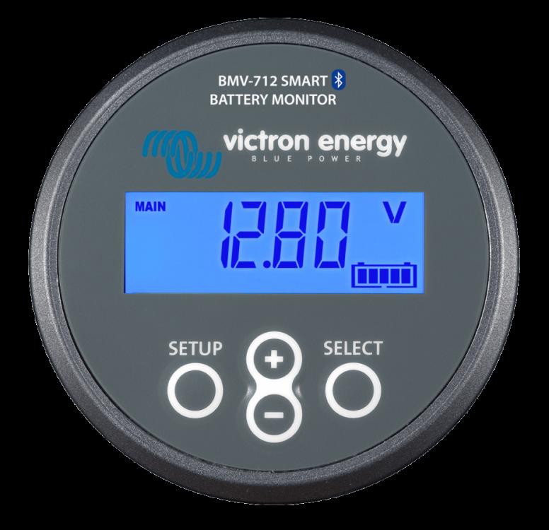BMV 712 SMART sledovač stavu baterie 9,5-95VDC 20-9999Ah č.2