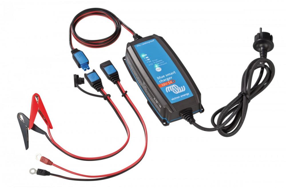 Blue SMART Charger IP65 12V 5A, Pb a Li-ion nabíječ BPC120531064R