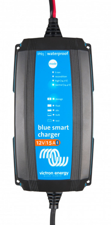 Blue SMART Charger IP65 12V 15A, Pb a Li-ion nabíječ č.2