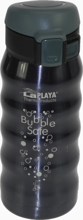 Termoska 0,35L BUBBLE SAFE LaPLAYA modra 546011