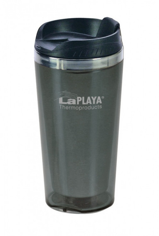 LaPLAYA Thermo Travel Mug Mercury 532611