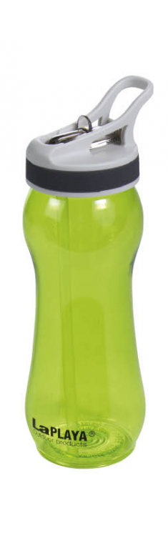 ISOTITAN láhev pro volný čas 600ml LaPLAYA zelená 538802