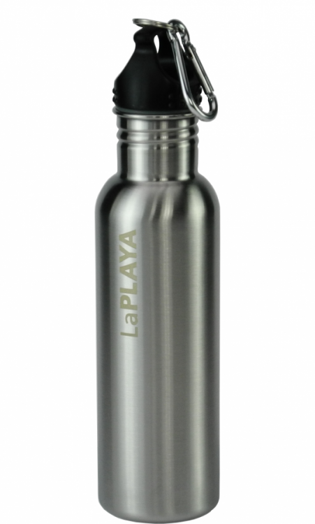 Nerezová láhev s karabinou CARABINER 750ml LaPLAYA 546610