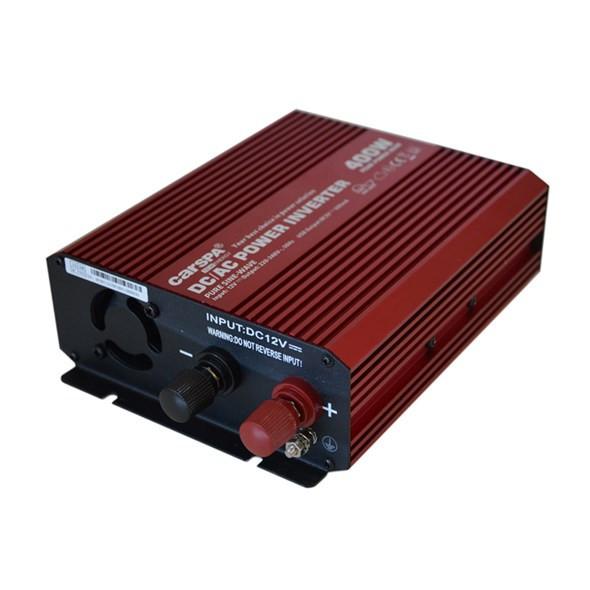 Sínusový měnič 12V na 230V 400W CARSPA č.2