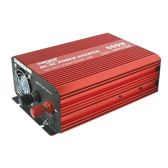 Sínusový měnič 12V na 230V 600W CARSPA č.2