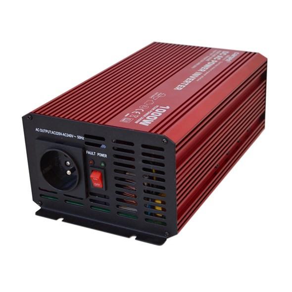 Sínusový měnič 12V na 230V 1000W CARSPA