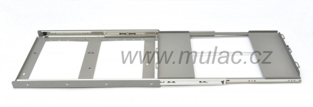 Výsuvná upevňovací sada pro autochladničky TB Steel č.2