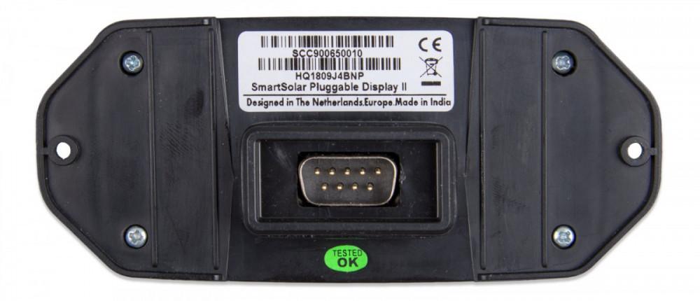 SmartSolar displej pro MPPT regulátory č.2