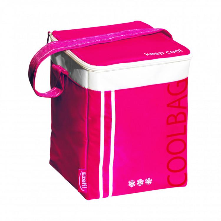 Chladící taška Ezetil KC Holiday růžová 14 litrů - Výprodej! č.1