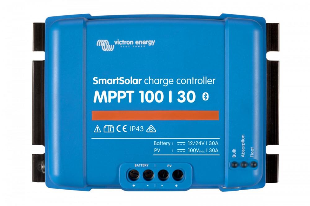 SMART Solar MPPT 100/30, solární regulátor 12/24V 30A 100V s Bluetooth
