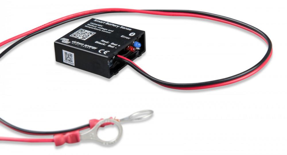 Smart batery sense pro MPPT SMART regulátory Victron č.1