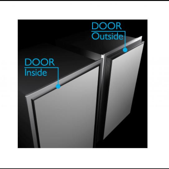 C42DW výsuvná chladnička 12/24 V 42 litrů, externí kompresor č.6