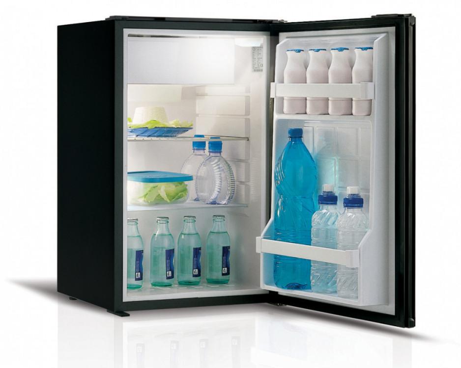 C50i kompresorová chladnička 12/24 V 50 litrů, pevná chladící jednotka