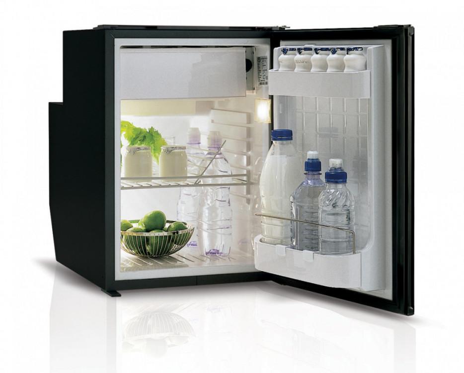 C51i kompresorová chladnička 12/24 V 51 litrů, pevná chladící jednotka