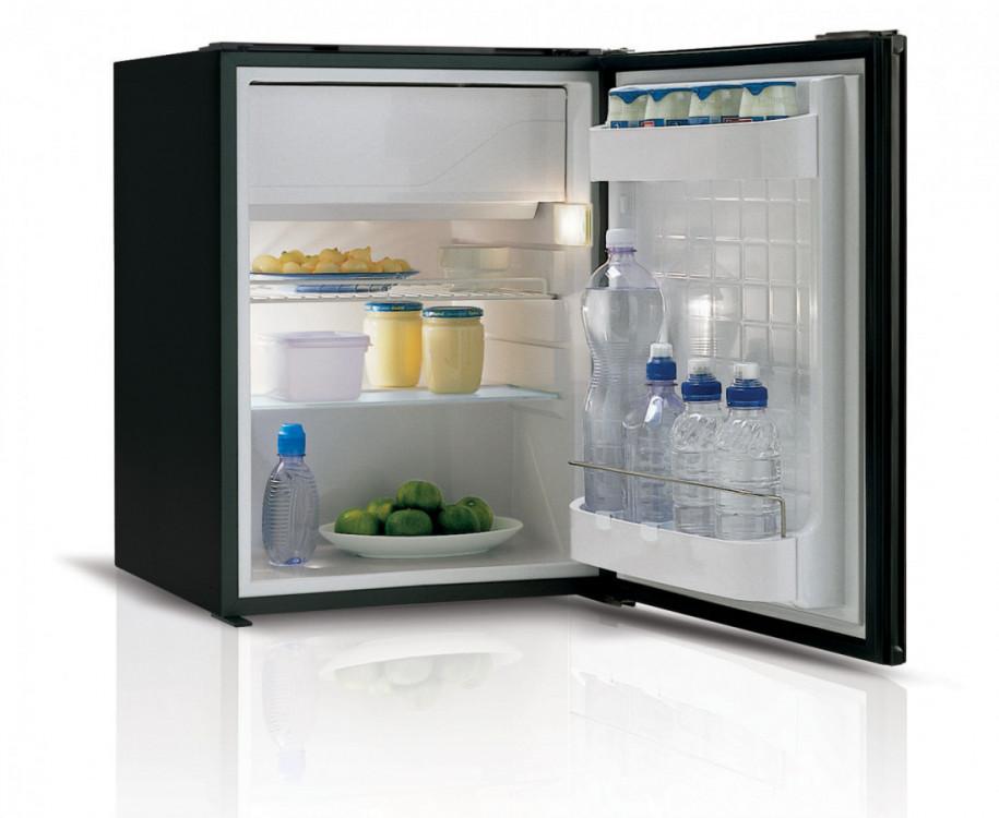 C60i kompresorová chladnička 12/24 V 60 litrů, pevná chladící jednotka