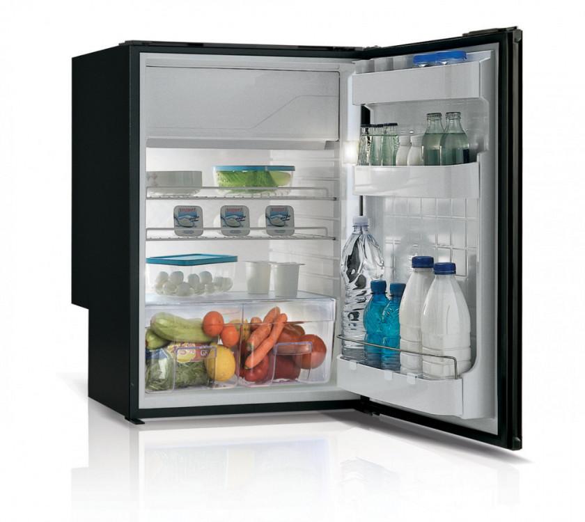 C115i kompresorová chladnička 12/24 V 115 litrů, pevná chladící jednotka