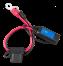 BPC900120114 Konektor s indikátorem nabití a s M8 oky, 30A pojistka