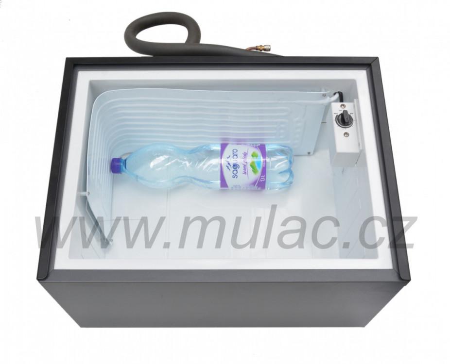 C33iP VITRIFRIGO kompresorová autochladnička otevřená 2