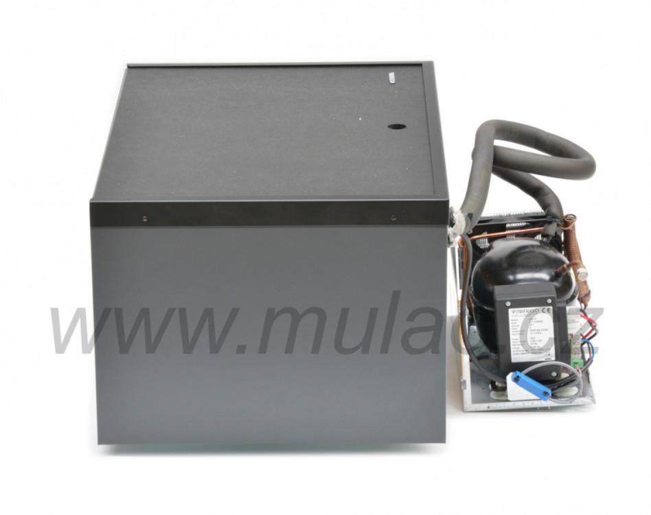 C33iP VITRIFRIGO kompresorová autochladnička bok