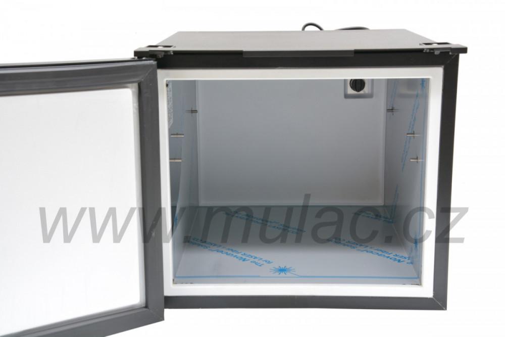 C47 VITRIFRIGO kompresorová autochladnička 12/24V vnitřek