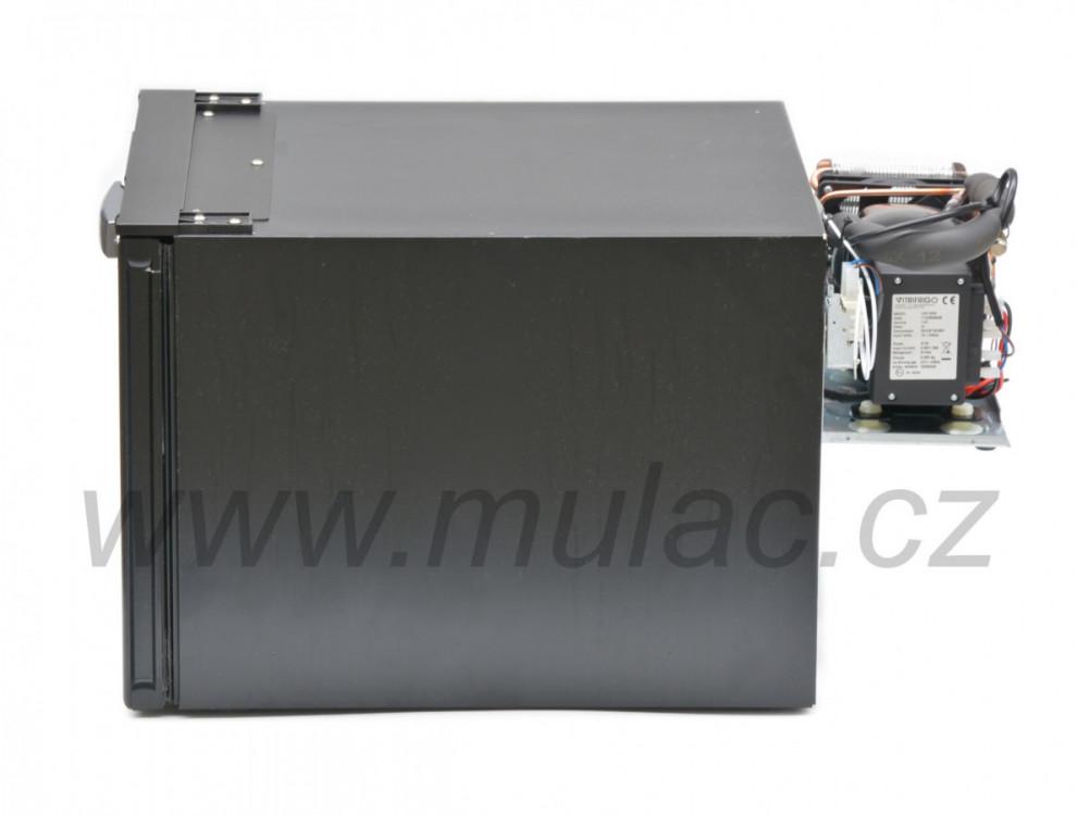 C47 VITRIFRIGO kompresorová autochladnička 12/24V bok