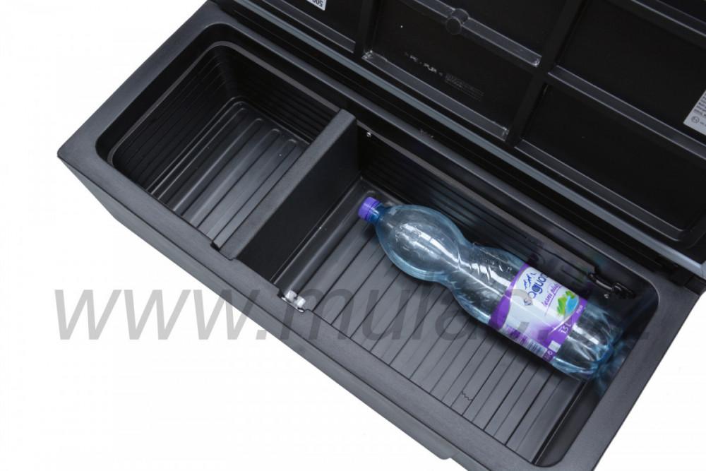 M25 VITRIFRIGO kompresorová autochladnička 12/24V vnitřek