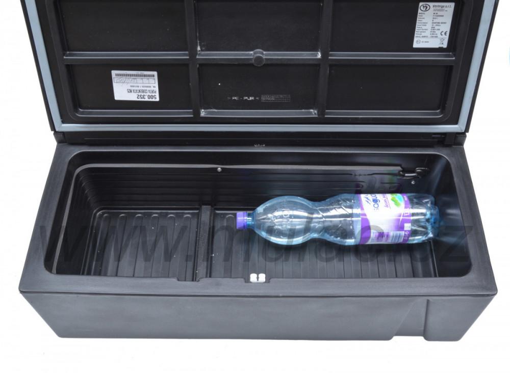 M25 VITRIFRIGO kompresorová autochladnička 12/24V vnitřek 3