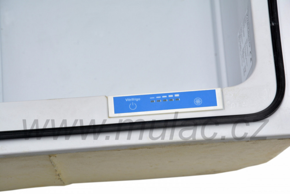 V31 VITRIFRIGO kompresorová autochladnička 12/24V ovládání