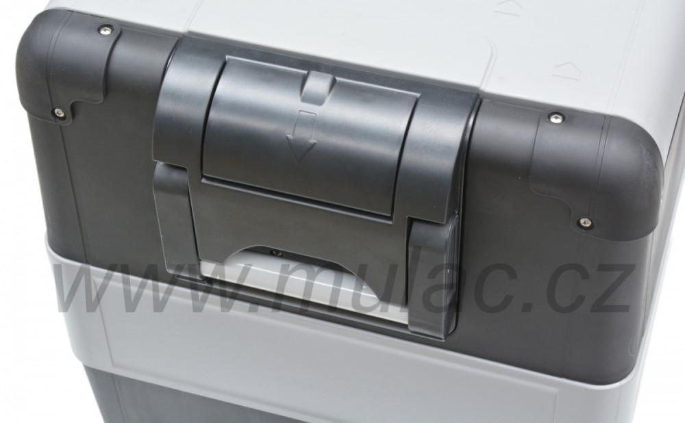 VF65P autochladnička VITRIFRIGO zavřená přihrádka