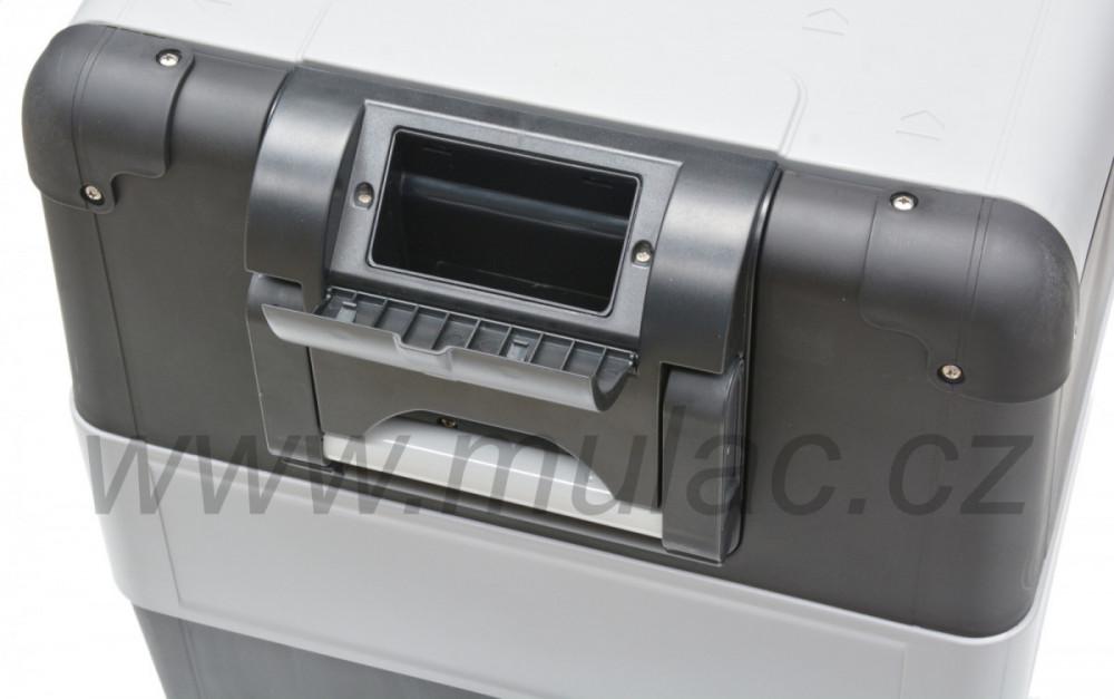 VF65P autochladnička VITRIFRIGO otevřená přihrádka