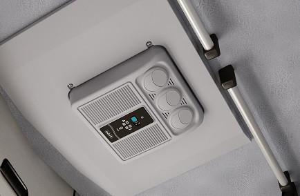AIRCON 24V 1600W Sleeping Well Oblo Indel B nezávislá klimatizace č.10