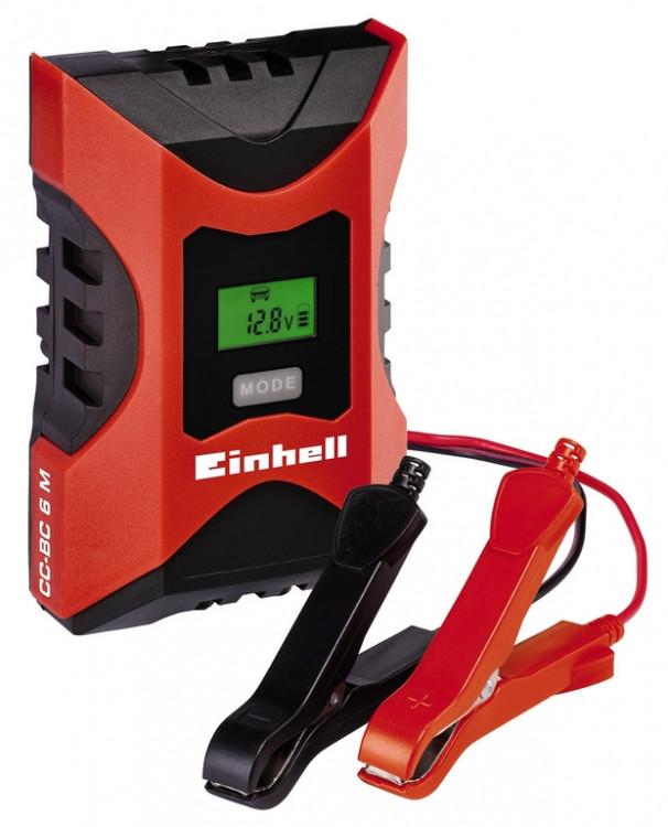 CC-BC 6 M nabíječka baterií Einhell Classic