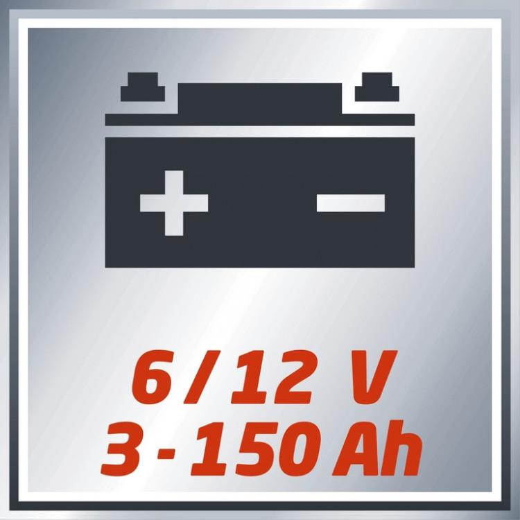 CC-BC 6 M nabíječka baterií Einhell Classic č.5
