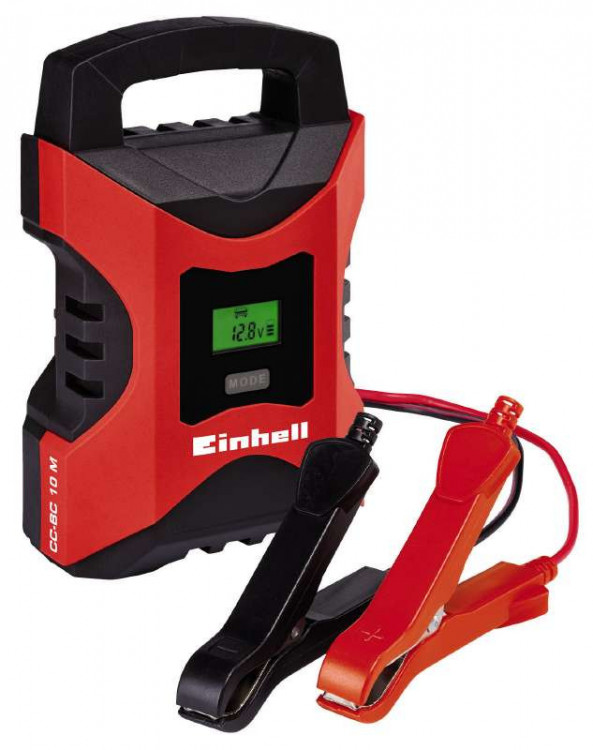 CC-BC 10 M nabíječka baterií Einhell Classic