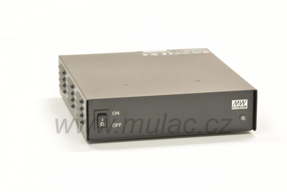 ENC-240-24 zdroj pro udržování 24 V baterií v nabitém stavu (27,2 V, 8 A) č.2