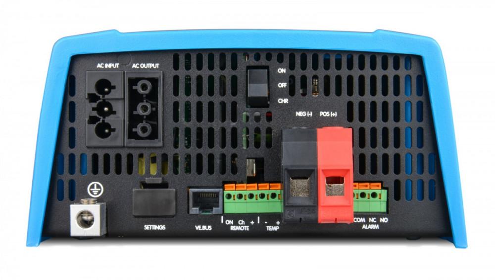 MultiPlus 48/800/8-16, měnič napětí / nabíječ / UPS, 48V 800VA 8A č.2