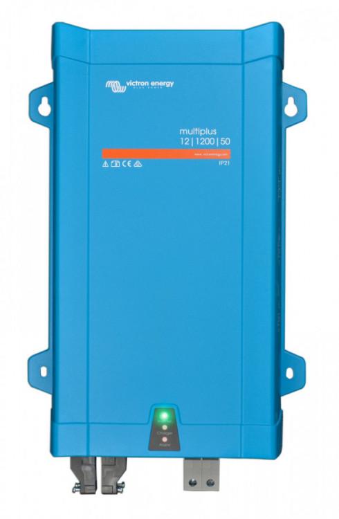 PMP122120000 MultiPlus 12/1200/50-16, měnič napětí / nabíječ / UPS 12V 120VA 50A